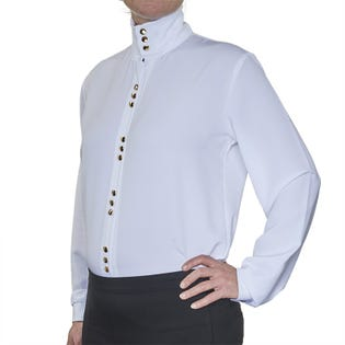 Women's Mess Dress Blouse - Gold