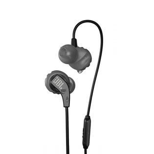 JBL Endurance RUN Écouteurs de sport filaires, résistants à la transpiration JBLENDURRUNBLK