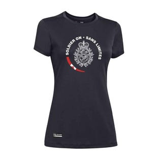 Soldier On Women's T-Shirt