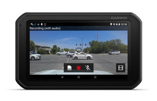 Garmin DriveSmart 785 RV GPS with 7.0 Display Featuring Traffic Alerts and Built-in Dash Camera 010-02228-00 (EA1)