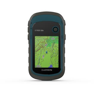 Garmin eTrex 22x Rugged Handheld GPS (010-02256-00) (EA1)