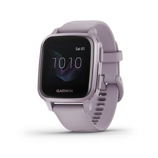 Garmin Venu Sq GPS Smartwatch and Fitness Tracker with Incident Detection Orchid 010-02427-02 (EA1)