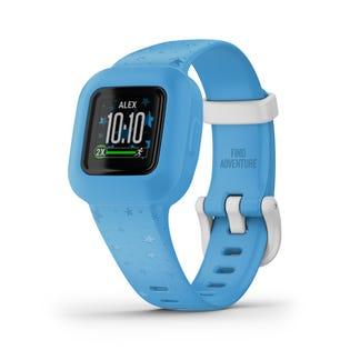 Bracelet d'activité Garmin Vivofit Jr.3pour enfants - Bleu