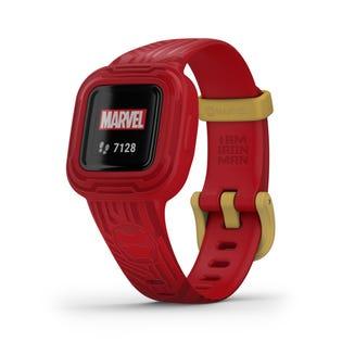 Bracelet d'activité Garmin Vivofit Jr.3 – Iron Man