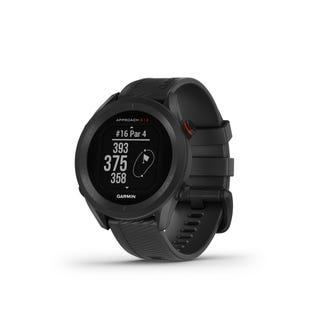 Montre intelligent de golf GPS Garmin Approach S12 – Blue Grantit 010-02472-01 (EA1)
