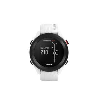 Montre intelligent de golf GPS Garmin Approach S12 – Blanc 010-02472-02 (EA1)