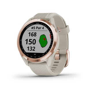 Garmin Approach S42 GPS Golfing Smartwatch - Sand 010-02572-12 (EA1)