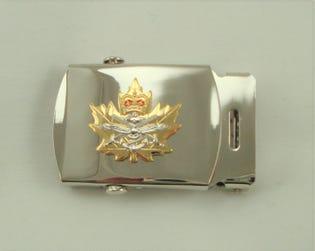 CIC Belt Buckle (Silver)