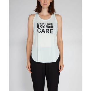 Philhobar Women's Gym Hair Tank