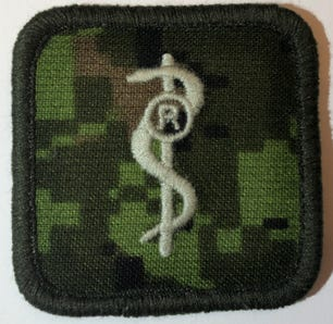 RCMS MRad Tech Badge