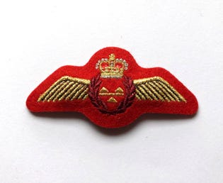 Loadmaster Mess Dress Badge