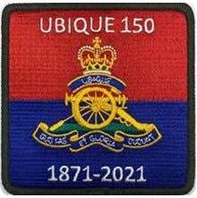 Ubique 150th Badge