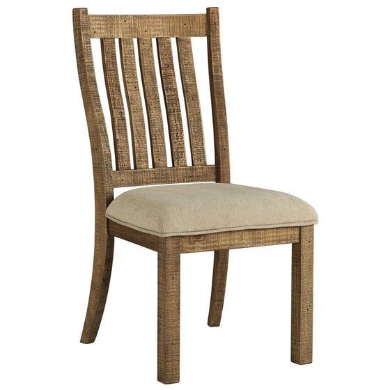 Ashley Dining Upholstered Side Chair Grindleburg