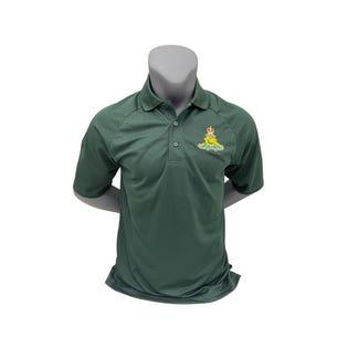 RCA Golf shirt (Green)