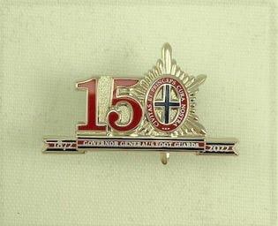 GGFG 150th Lapel Pin