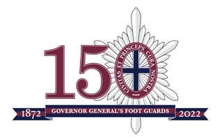 GGFG 150th Logo Sticker