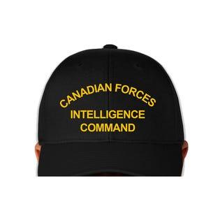 CF Intelligence Command RCN Ball Cap
