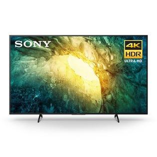 """Sony 65"""" Bravia 4K UHD TV XBR65X800H/A"""