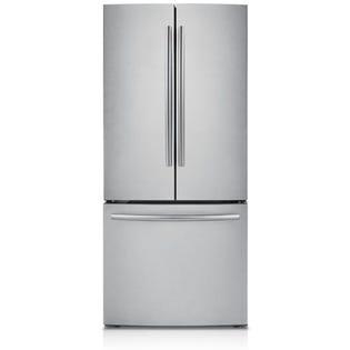 Samsung French Door Refrigerator RF220NCTASR