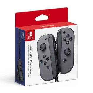 Nintendo Switch Joy Cons Grey