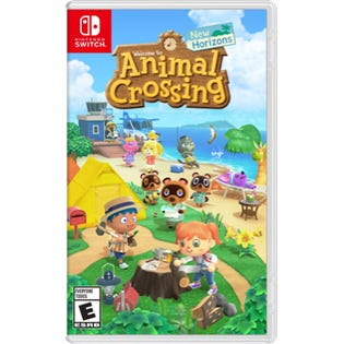 Nintendo Switch Animal Crossing New Horizons Game