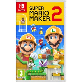 Nintendo Switch Super Mario Maker 2 Game