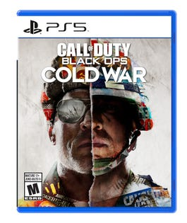 PlayStation PS5 Call Of Duty Black Ops Cold War