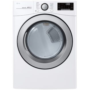 LG Electric Dryer DLE3500W