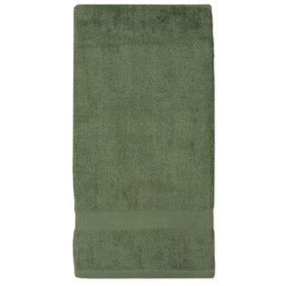 Bath Towel Army Green 25X50