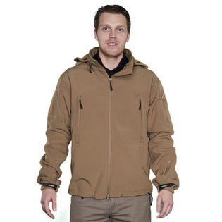 Men's Conceal Tactical Softshell Jacket