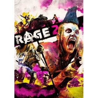 PS4 Rage 2 Game