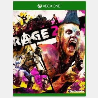 Xbox One Rage 2 Game