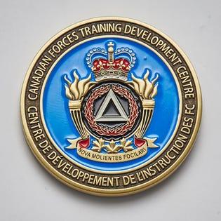 CFTDC Borden School Coin