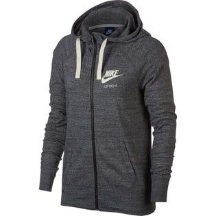 Chandail à capuchon à glissière pleine longueur Sportswear Gym Vintage Nike