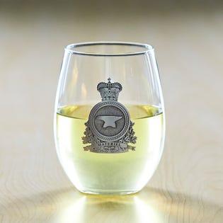 ADM (MAT) Stemless Wine Glass