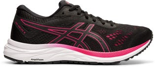 Asics Women's Gel Excite 6 Runners Black/Pink