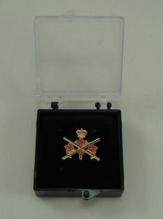 Army Insignia Lapel Pin