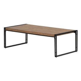 South Shore Gimetri Rectangular Coffee Table Bamboo 11520 (EA1)