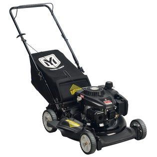 """Yard Machines Lawnmower 159CC 21"""" Black 11A-A2M5516"""