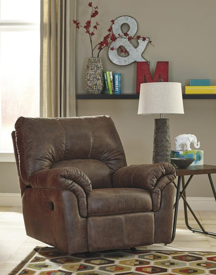 ASHLEY Recliner Rocker Bladen