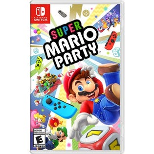 Switch Mario Party 8