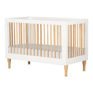 South Shore Balka Baby Crib with Adjustable Height 12937 (EA1)