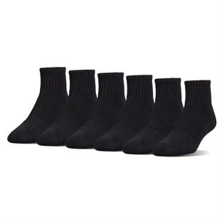 Under Armour Men's Charged Quarter Socks