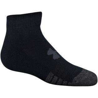 Under Armour Performance Tech Low Cut Socks 6 Pack Black