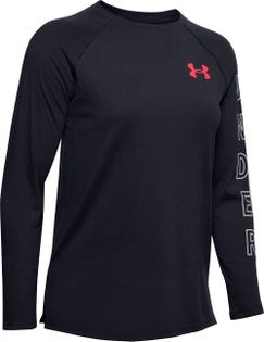 UNDER ARMOUR Women's Graphic Long Sleeve Shirt