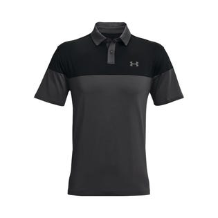 Under Armour Men's T2G Blocked Polo Grey