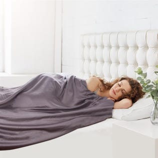 Hush Cooling Blanket 12 lb Personal 48x78 -ICED-12 (EA1)