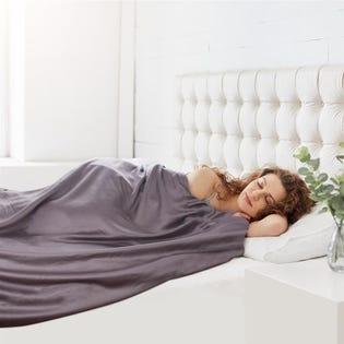 Hush Cooling Blanket 20 lb Twin 60X80-ICED-20 (EA1)