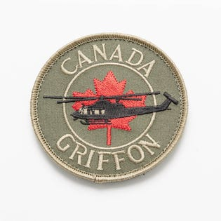 1 WING Griffon Flight Badge