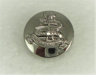 Canadian Intelligence Corps (C INT C) 26L Button- English